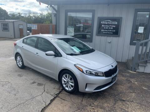 2017 Kia Forte for sale at Rutledge Auto Group in Palestine TX