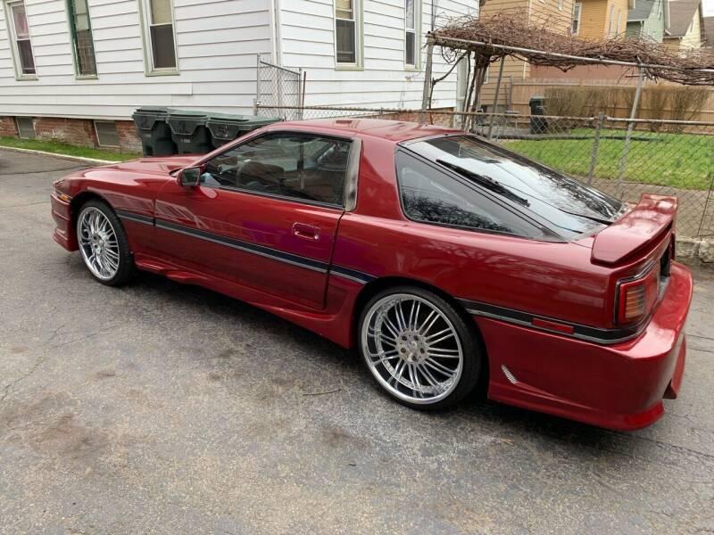 1988 Toyota Supra for sale at Balfour Motors in Agawam MA