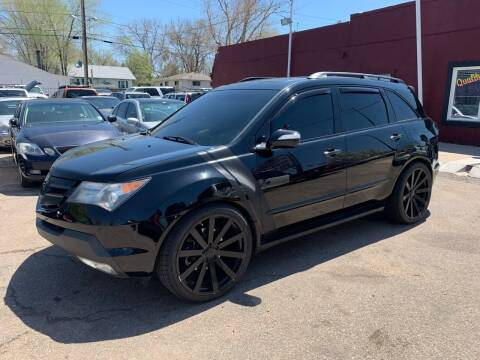 2008 Acura MDX for sale at B Quality Auto Check in Englewood CO
