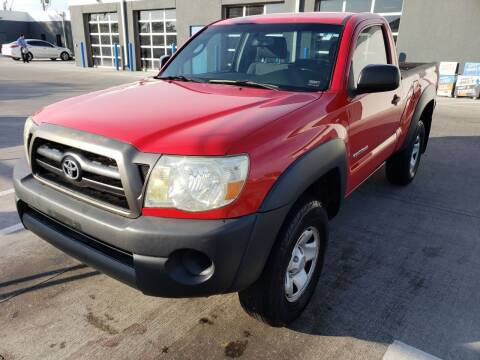 2008 Toyota Tacoma for sale at Auto Hub in Grandview MO