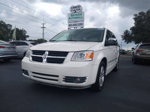 2008 Dodge Grand Caravan for sale at BAYSIDE AUTOMALL in Lakeland FL