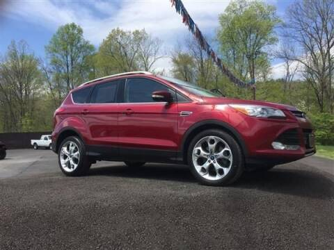 2015 Ford Escape for sale at BARD'S AUTO SALES in Needmore PA
