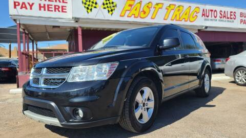 2012 Dodge Journey for sale at Fast Trac Auto Sales in Phoenix AZ