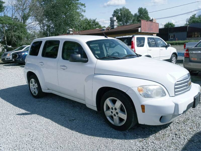 2011 Chevrolet HHR for sale at Easy Does It Auto Sales in Newark OH