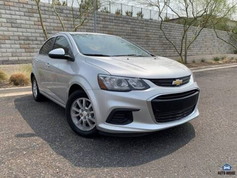 2019 Chevrolet Sonic for sale at MyAutoJack.com @ Auto House in Tempe AZ