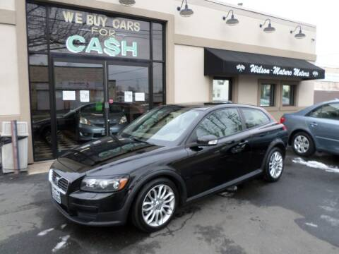 2009 Volvo C30 for sale at Wilson-Maturo Motors in New Haven Ct CT