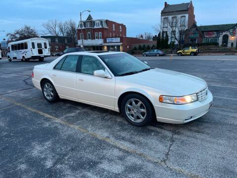 2001 Cadillac Seville for sale at DC Auto Sales Inc in Saint Louis MO