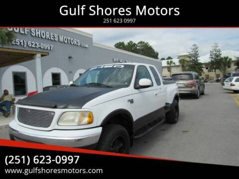 2000 Ford F-150 for sale at Gulf Shores Motors in Gulf Shores AL