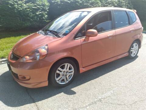 2007 Honda Fit for sale at Jan Auto Sales LLC in Parsippany NJ