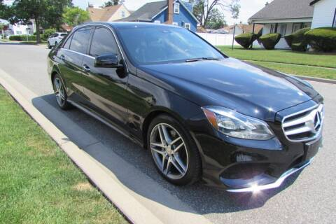 2016 Mercedes-Benz E-Class for sale at First Choice Automobile in Uniondale NY