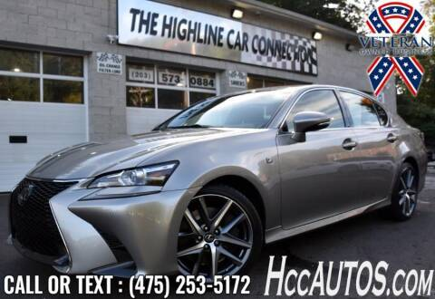 2019 Lexus GS 350 for sale at The Highline Car Connection in Waterbury CT