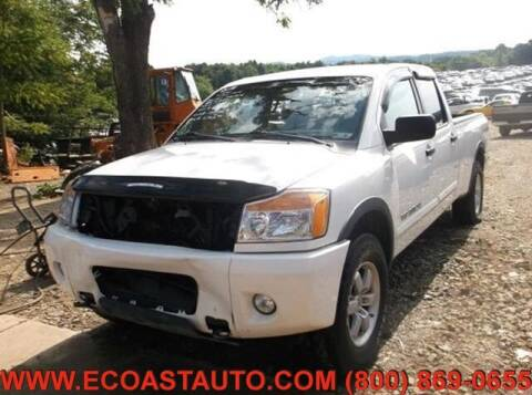 2008 Nissan Titan for sale at East Coast Auto Source Inc. in Bedford VA