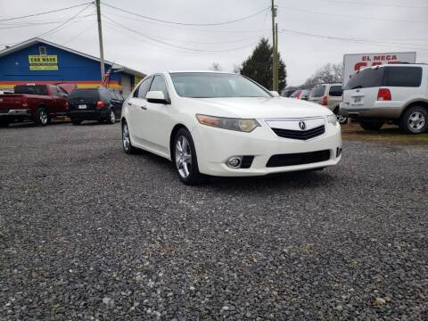 2011 Acura TSX for sale at Cristians Auto Sales in Athens TN