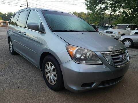 2008 Honda Odyssey for sale at E-Motorworks in Roswell GA