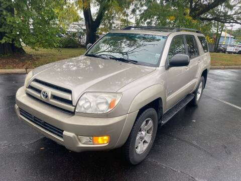 2004 Toyota 4Runner for sale at Car Plus Auto Sales in Glenolden PA