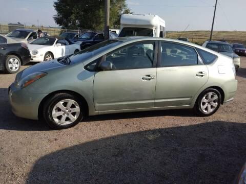 2007 Toyota Prius for sale at PYRAMID MOTORS - Pueblo Lot in Pueblo CO