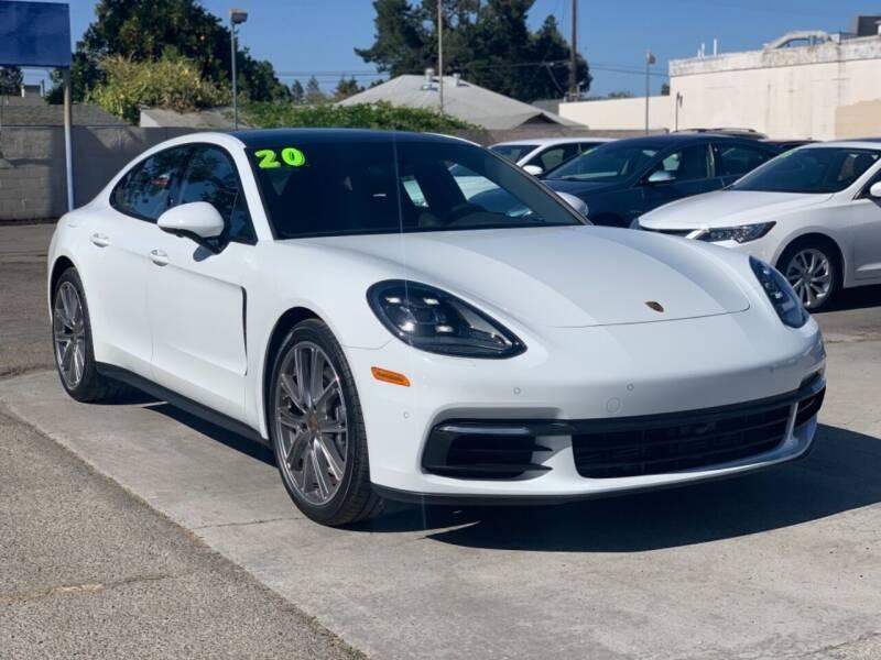 2020 Porsche Panamera for sale at H & K Auto Sales & Leasing in San Jose CA
