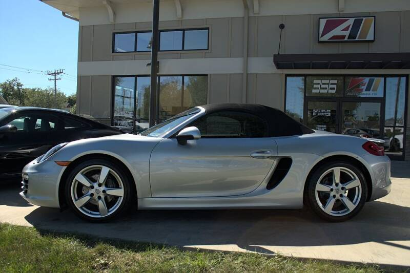 2014 Porsche Boxster for sale at Auto Assets in Powell OH