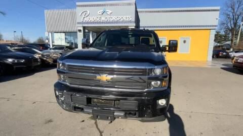 2015 Chevrolet Silverado 3500HD for sale at Paradise Motor Sports LLC in Lexington KY