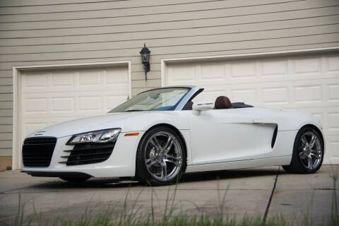 2011 Audi R8 for sale at European Performance in Raleigh NC