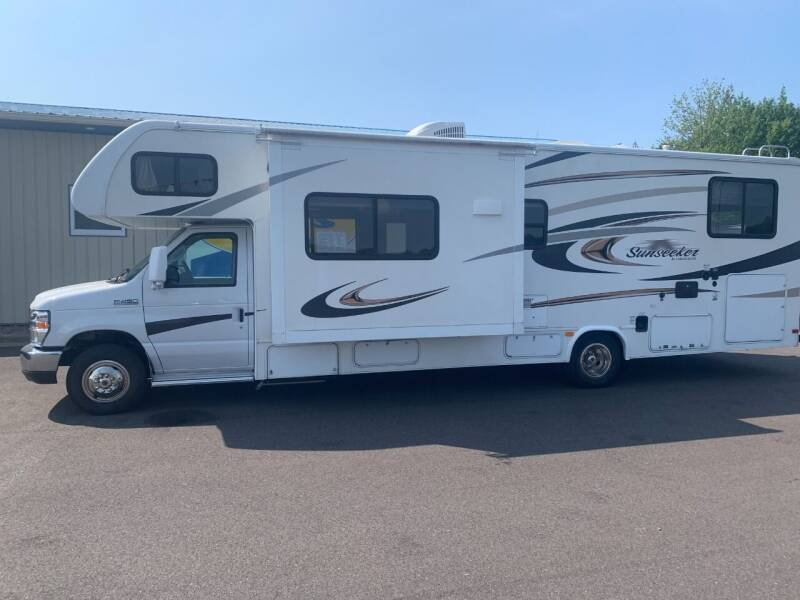 2014 Forest River Sunseeker for sale at TJ's Auto in Wisconsin Rapids WI