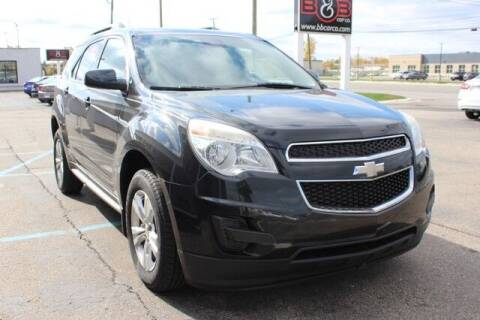 2012 Chevrolet Equinox for sale at B & B Car Co Inc. in Clinton Twp MI