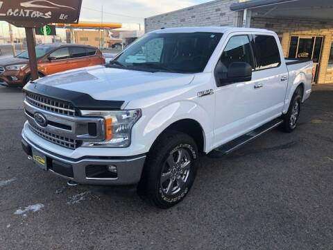 2018 Ford F-150 for sale at Valley Auto Locators in Gering NE