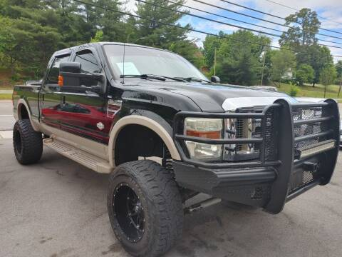 2009 Ford F-250 Super Duty for sale at North Knox Auto LLC in Knoxville TN