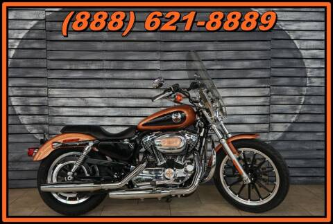 2008 Harley-Davidson XL1200L Sportster Low for sale at AZMotomania.com in Mesa AZ