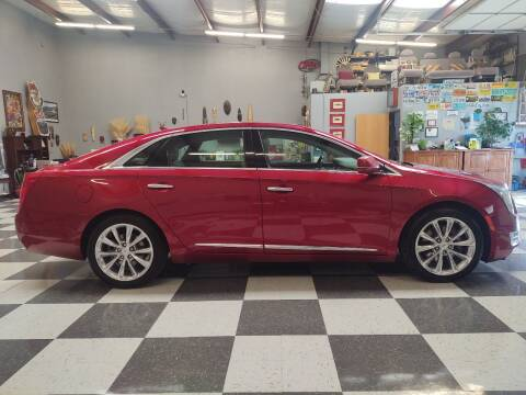 2014 Cadillac XTS for sale at Santa Fe Auto Showcase in Santa Fe NM
