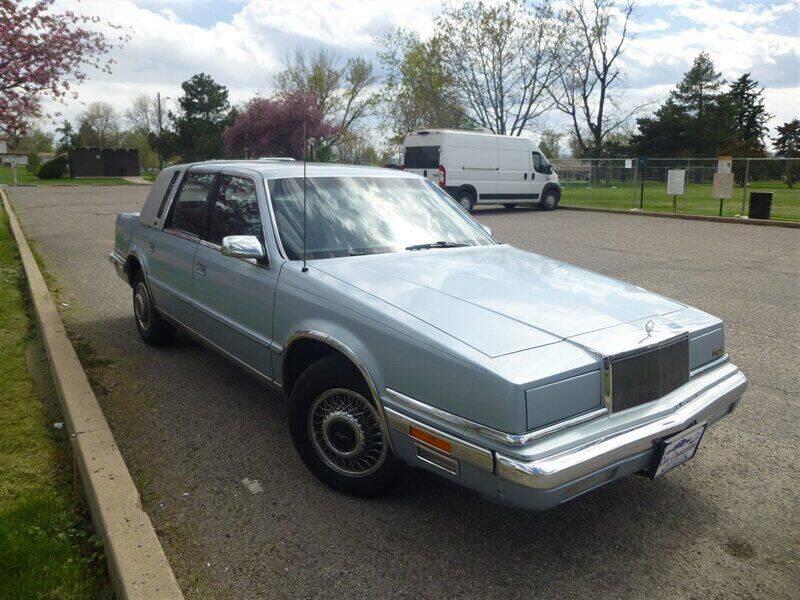 1991 Chrysler New Yorker for sale in Denver, CO
