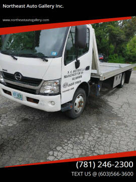 2015 Hino 195 for sale at Northeast Auto Gallery Inc. in Wakefield MA