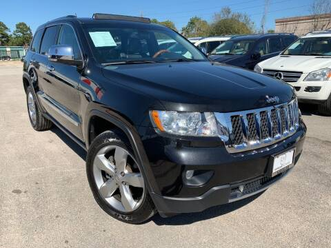 2013 Jeep Grand Cherokee for sale at KAYALAR MOTORS in Houston TX
