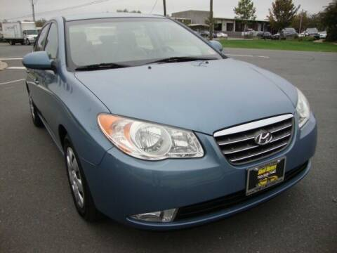 2007 Hyundai Elantra for sale at Shell Motors in Chantilly VA