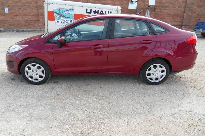 2011 Ford Fiesta for sale at Paris Fisher Auto Sales Inc. in Chadron NE
