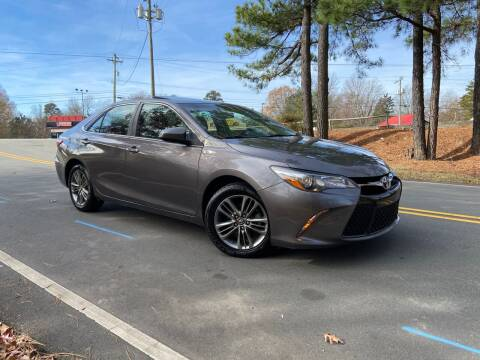 2016 Toyota Camry for sale at THE AUTO FINDERS in Durham NC