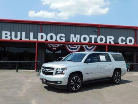 2020 Chevrolet Suburban for sale at Bulldog Motor Company in Borger TX