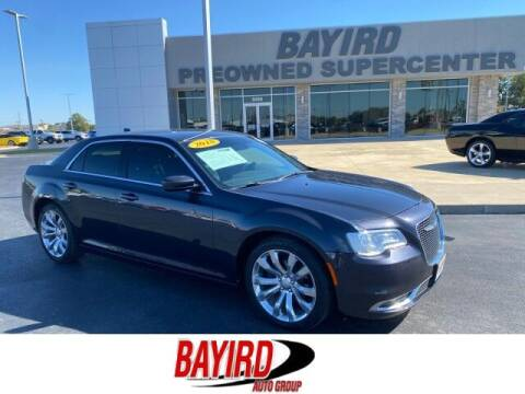 2018 Chrysler 300 for sale at Bayird Truck Center in Paragould AR