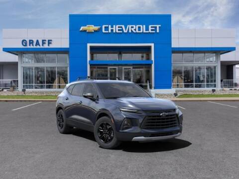 2021 Chevrolet Blazer for sale at GRAFF CHEVROLET BAY CITY in Bay City MI