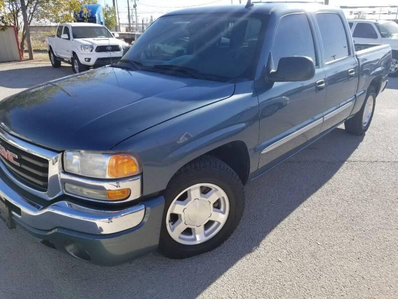 2006 GMC Sierra 1500 for sale at Key City Motors in Abilene TX