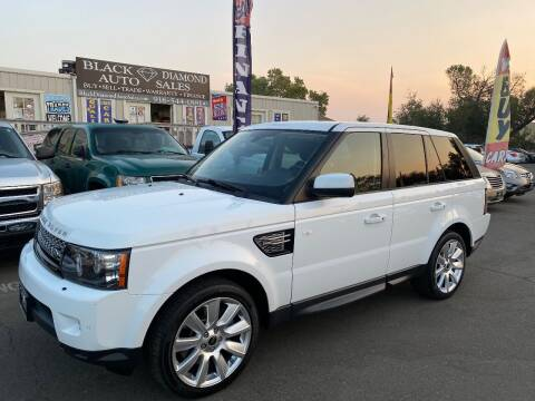 2013 Land Rover Range Rover Sport for sale at Black Diamond Auto Sales Inc. in Rancho Cordova CA