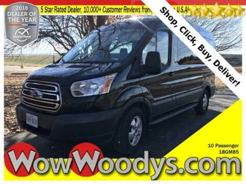 2018 Ford Transit Passenger for sale at WOODY'S AUTOMOTIVE GROUP in Chillicothe MO