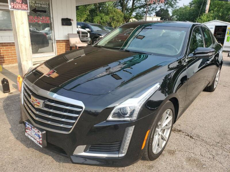 2019 Cadillac CTS for sale at New Wheels in Glendale Heights IL