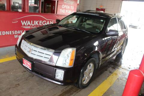2006 Cadillac SRX for sale at Waukegan Auto Auction in Waukegan IL