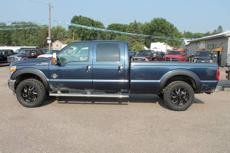 2015 Ford F-250 Super Duty for sale at LA MOTORSPORTS in Windom MN