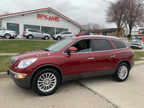 2008 Buick Enclave for sale at Efkamp Auto Sales LLC in Des Moines IA