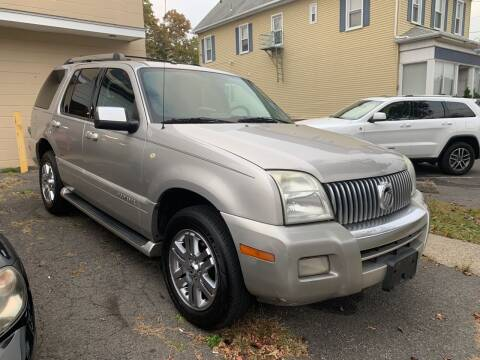 2007 Mercury Mountaineer for sale at Dennis Public Garage in Newark NJ