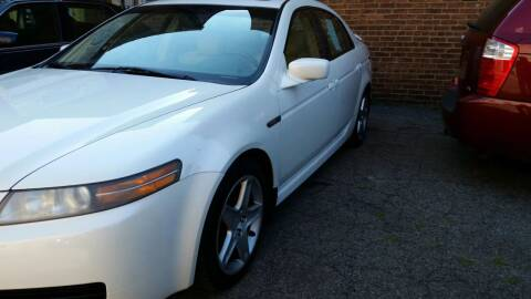 2006 Acura TL for sale at 216 Automotive Group in Cleveland OH