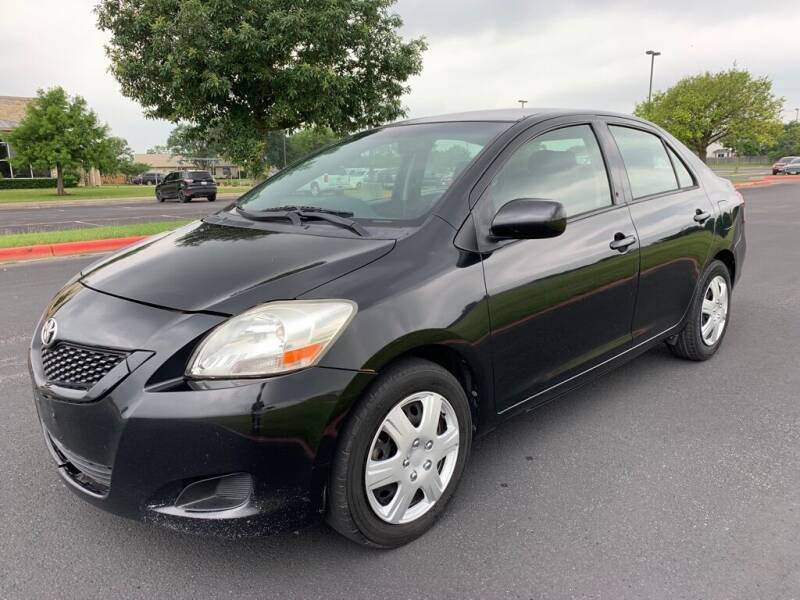 2012 Toyota Yaris for sale at Bells Auto Sales in Austin TX