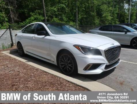 2018 Genesis G80 for sale at Carol Benner @ BMW of South Atlanta in Union City GA